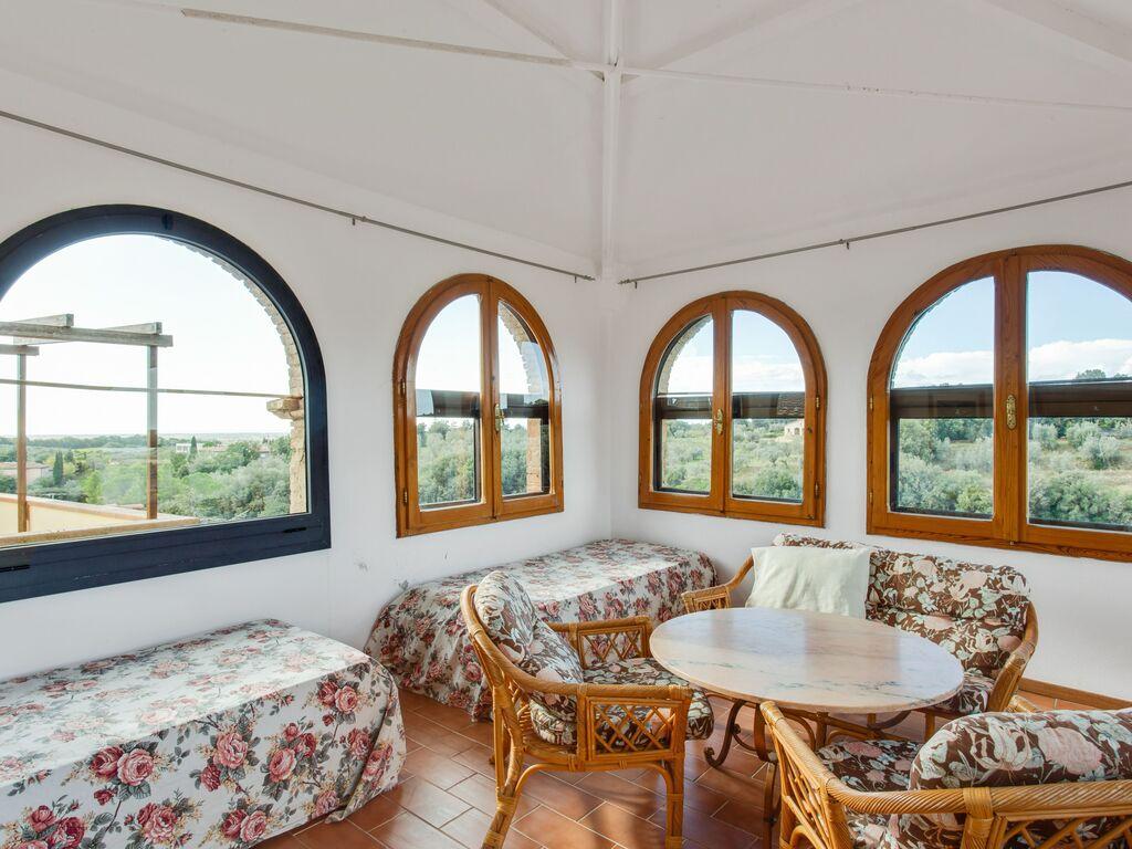 Ferienhaus Vintage-Ferienhaus in Bibbona mit Fernseher (311037), Bibbona, Livorno, Toskana, Italien, Bild 9