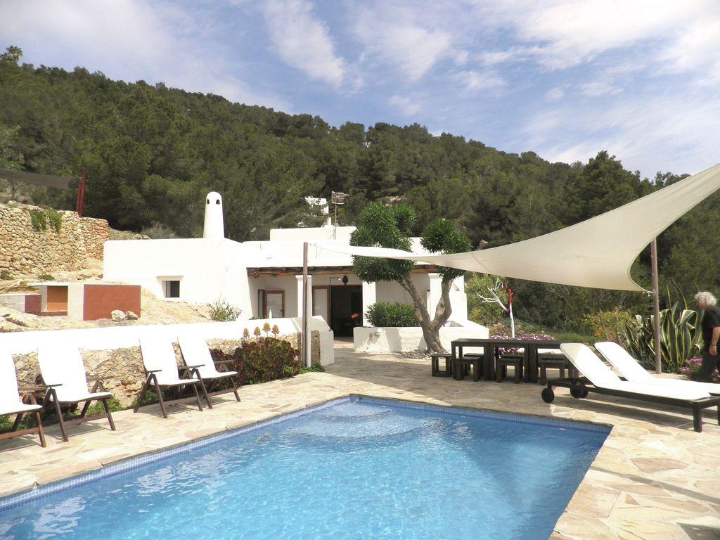 Ferienhaus Modernes Ferienhaus mit Pool auf den Balearen (562923), Urbanització Sierra Mar, Ibiza, Balearische Inseln, Spanien, Bild 6