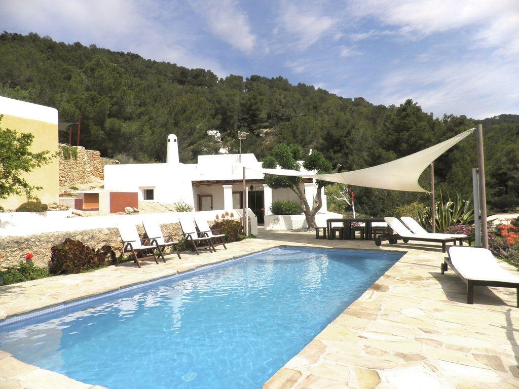 Ferienhaus Modernes Ferienhaus mit Pool auf den Balearen (562923), Urbanització Sierra Mar, Ibiza, Balearische Inseln, Spanien, Bild 7