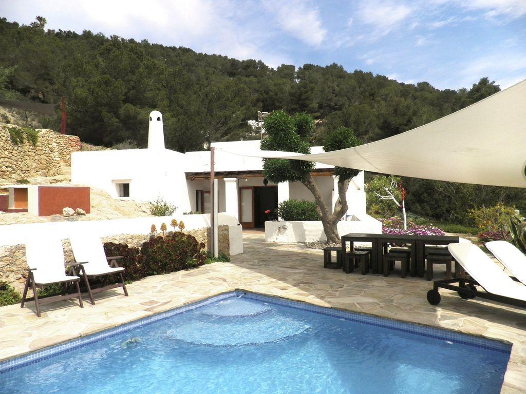 Ferienhaus Modernes Ferienhaus mit Pool auf den Balearen (562923), Urbanització Sierra Mar, Ibiza, Balearische Inseln, Spanien, Bild 8