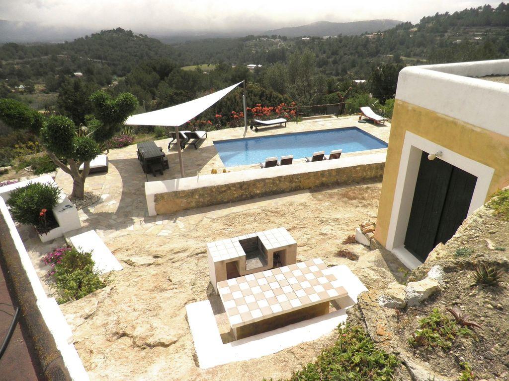 Ferienhaus Modernes Ferienhaus mit Pool auf den Balearen (562923), Urbanització Sierra Mar, Ibiza, Balearische Inseln, Spanien, Bild 3