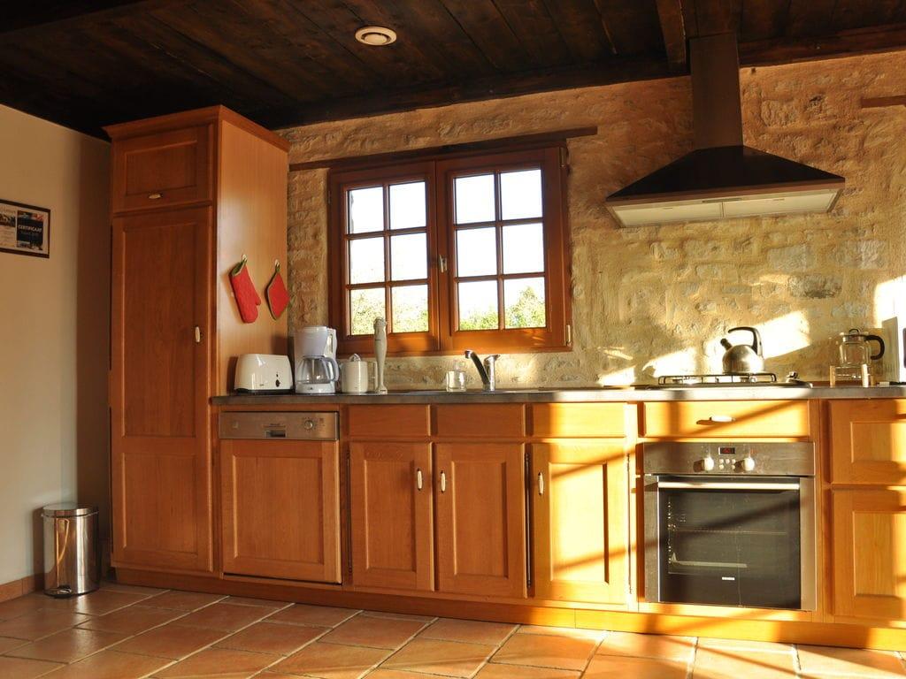 Ferienhaus Gemütliches Cottage mit Terrasse in der Normandie (311948), Isigny sur Mer, Calvados, Normandie, Frankreich, Bild 12
