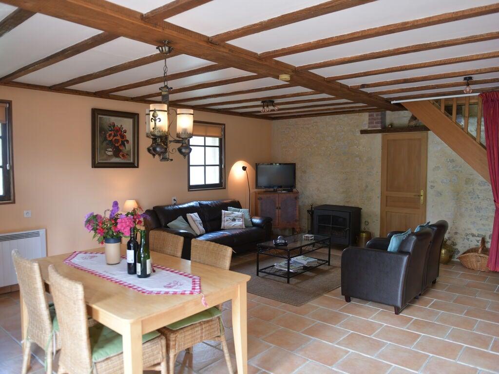 Ferienhaus Gemütliches Cottage mit Terrasse in der Normandie (311948), Isigny sur Mer, Calvados, Normandie, Frankreich, Bild 7