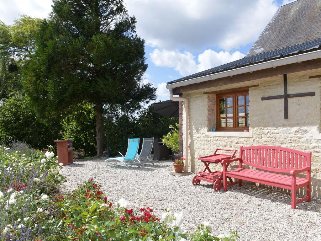 Ferienhaus Gemütliches Cottage mit Terrasse in der Normandie (311948), Isigny sur Mer, Calvados, Normandie, Frankreich, Bild 20