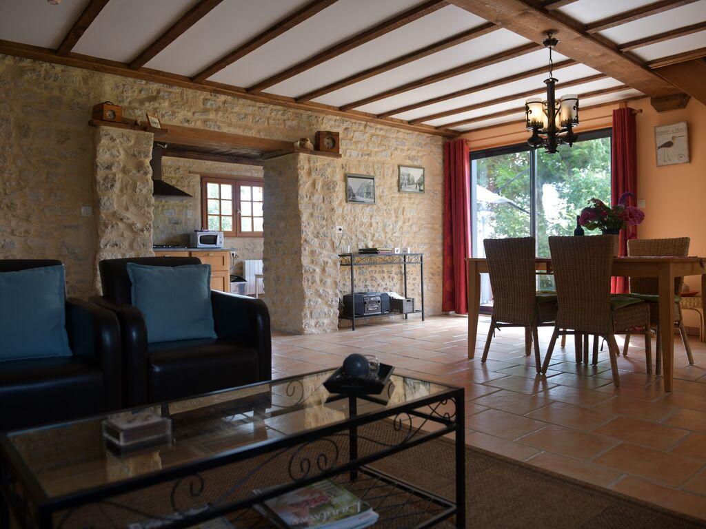 Ferienhaus Gemütliches Cottage mit Terrasse in der Normandie (311948), Isigny sur Mer, Calvados, Normandie, Frankreich, Bild 9