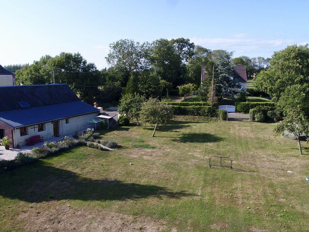 Ferienhaus Gemütliches Cottage mit Terrasse in der Normandie (311948), Isigny sur Mer, Calvados, Normandie, Frankreich, Bild 3