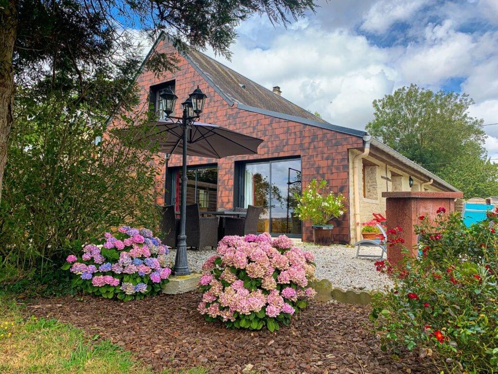 Ferienhaus Gemütliches Cottage mit Terrasse in der Normandie (311948), Isigny sur Mer, Calvados, Normandie, Frankreich, Bild 40