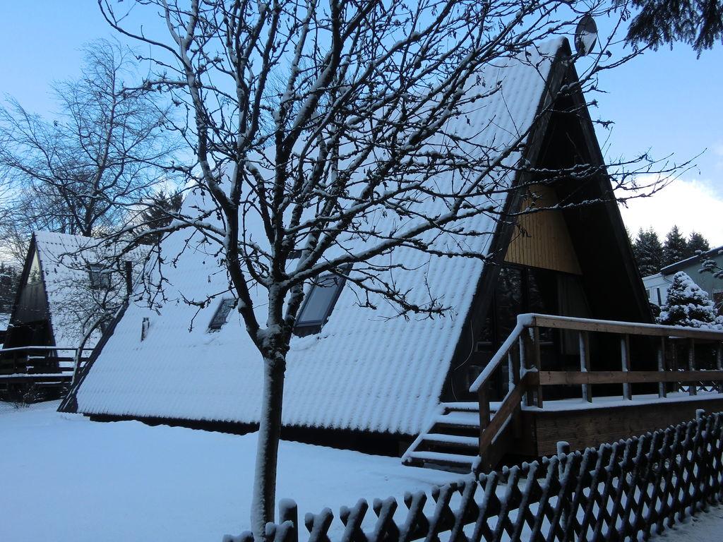 Ferienhaus Freistehender Bungalow mit Ofen im Oberharz, in Seenähe (310974), Clausthal-Zellerfeld, Harz (Niedersachsen), Niedersachsen, Deutschland, Bild 7
