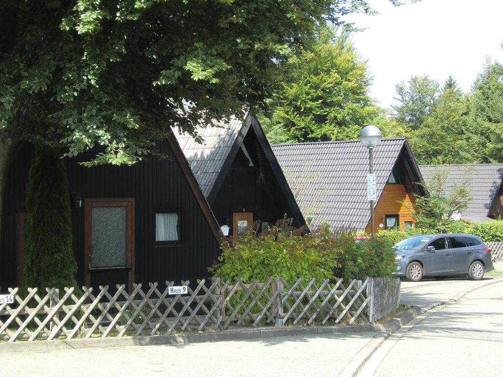 Ferienhaus Freistehender Bungalow mit Ofen im Oberharz, in Seenähe (310974), Clausthal-Zellerfeld, Harz (Niedersachsen), Niedersachsen, Deutschland, Bild 29