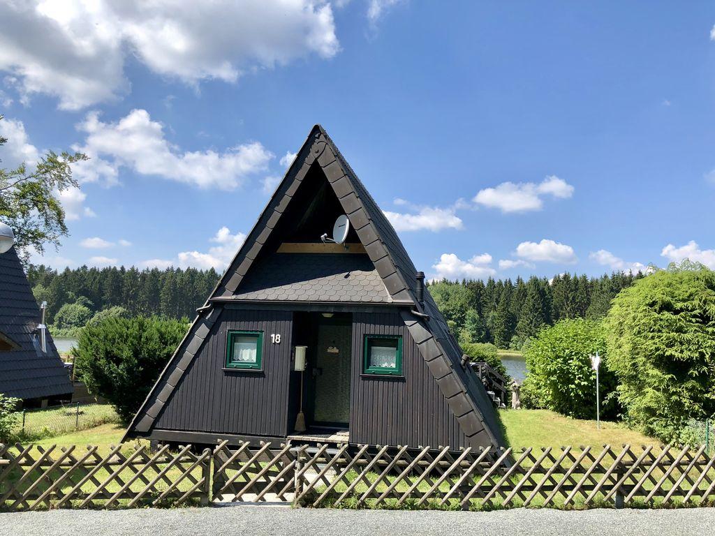 Ferienhaus Freistehender Bungalow mit Ofen im Oberharz, in Seenähe (310974), Clausthal-Zellerfeld, Harz (Niedersachsen), Niedersachsen, Deutschland, Bild 5