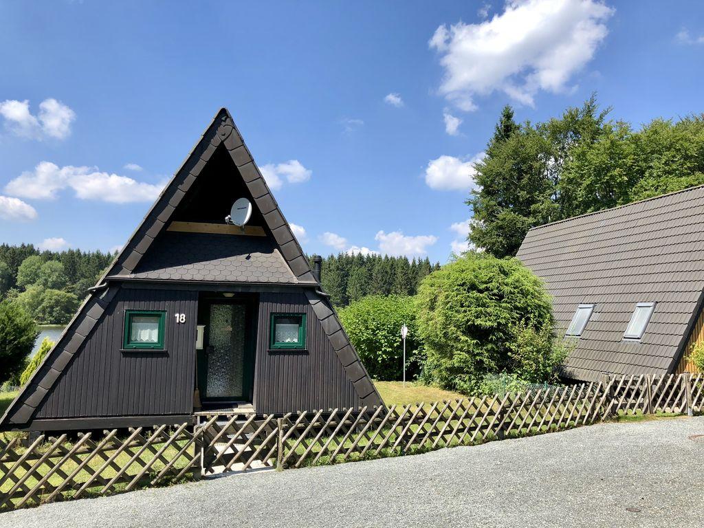 Ferienhaus Freistehender Bungalow mit Ofen im Oberharz, in Seenähe (310974), Clausthal-Zellerfeld, Harz (Niedersachsen), Niedersachsen, Deutschland, Bild 6
