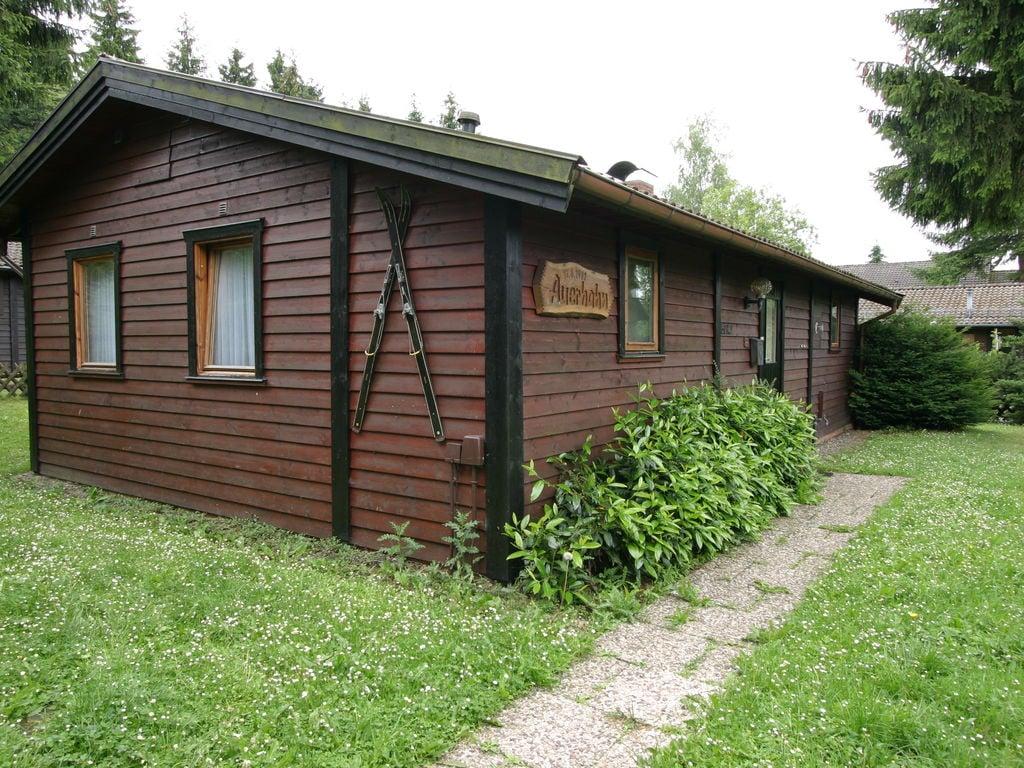 Ferienhaus Freistehender Bungalow mit Ofen im Oberharz, in Seenähe (310975), Clausthal-Zellerfeld, Harz (Niedersachsen), Niedersachsen, Deutschland, Bild 6