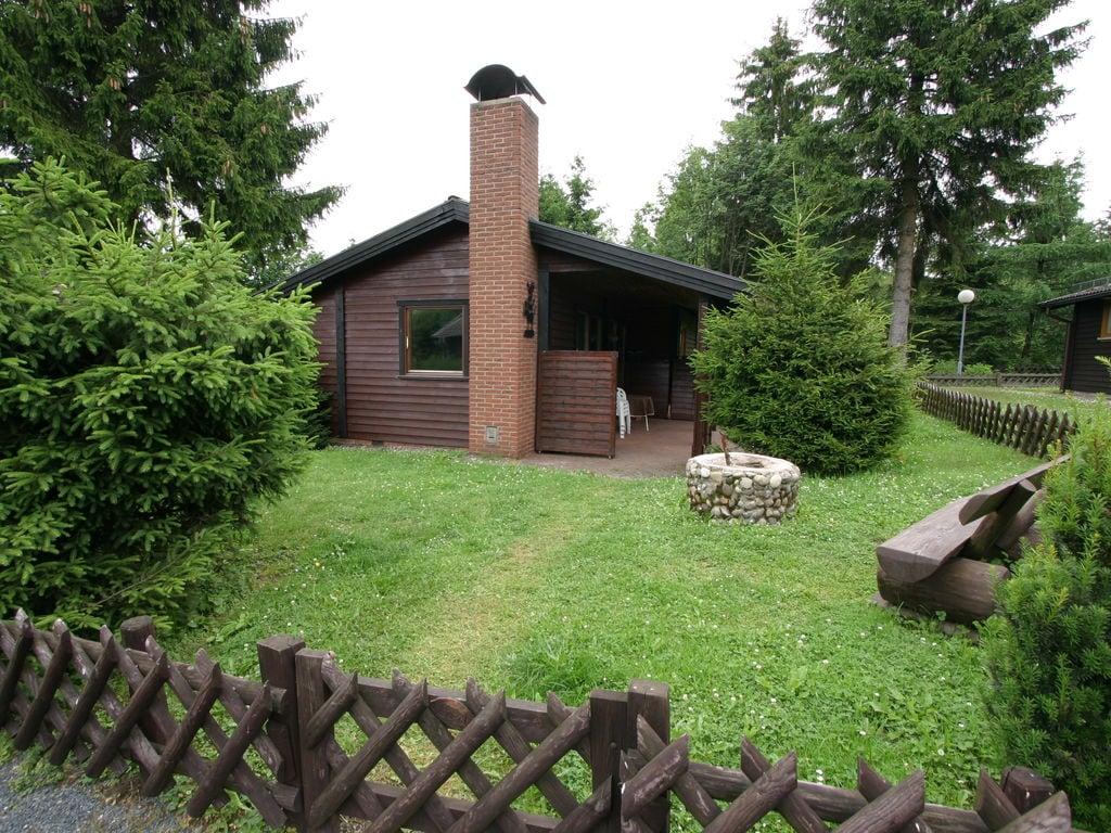 Ferienhaus Freistehender Bungalow mit Ofen im Oberharz, in Seenähe (310975), Clausthal-Zellerfeld, Harz (Niedersachsen), Niedersachsen, Deutschland, Bild 5