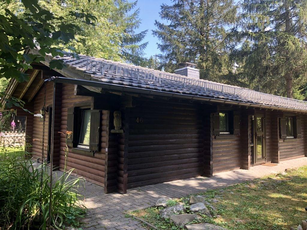 Ferienhaus Freistehender Bungalow mit Ofen im Oberharz, in Seenähe (310975), Clausthal-Zellerfeld, Harz (Niedersachsen), Niedersachsen, Deutschland, Bild 12