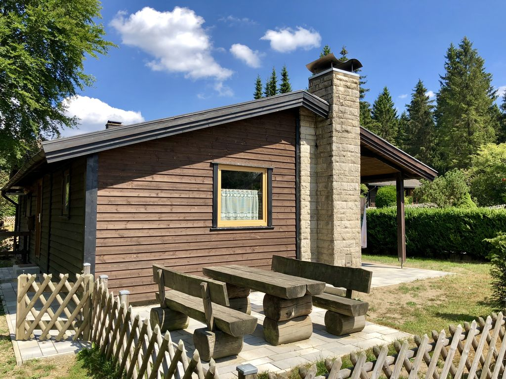 Ferienhaus Freistehender Bungalow mit Ofen im Oberharz, in Seenähe (310975), Clausthal-Zellerfeld, Harz (Niedersachsen), Niedersachsen, Deutschland, Bild 27