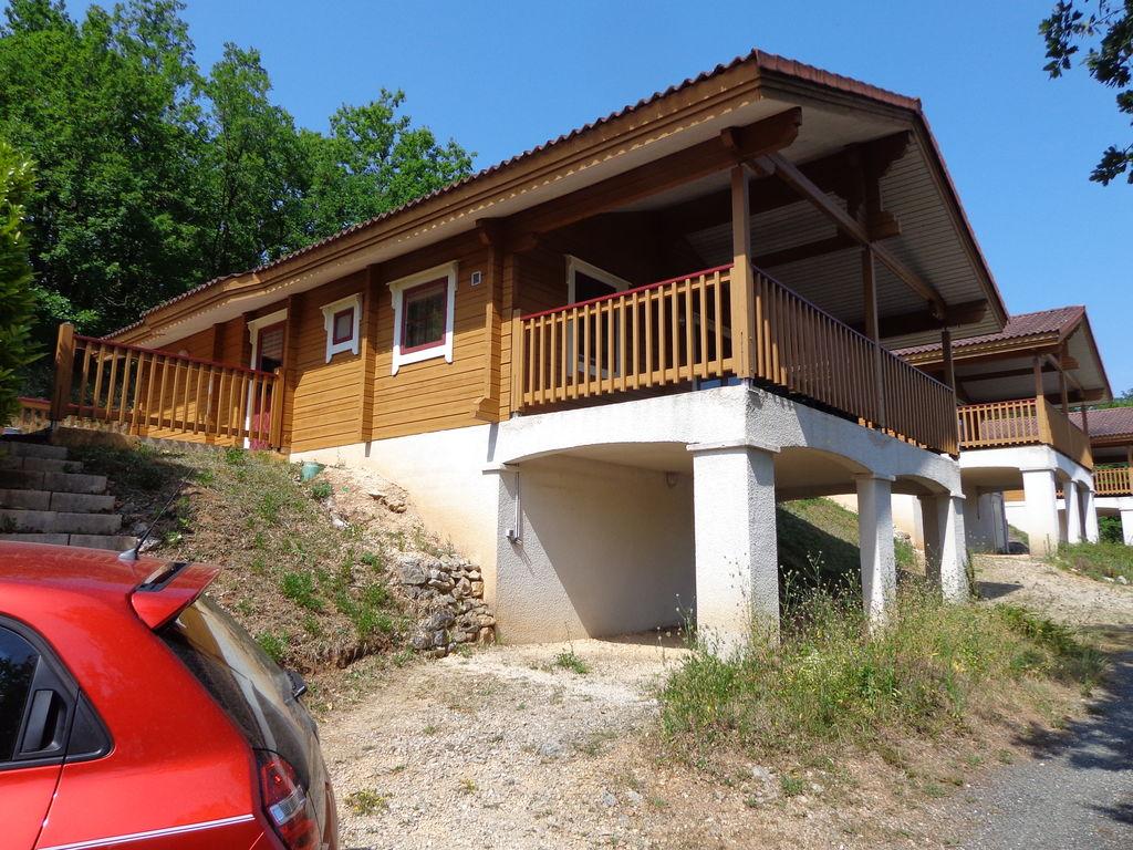 Ferienhaus Le Village du Soleil - Montagne (311893), Mauroux, Lot, Midi-Pyrénées, Frankreich, Bild 2