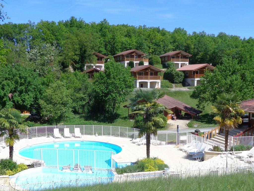 Ferienhaus Le Village du Soleil - Montagne (311893), Mauroux, Lot, Midi-Pyrénées, Frankreich, Bild 12