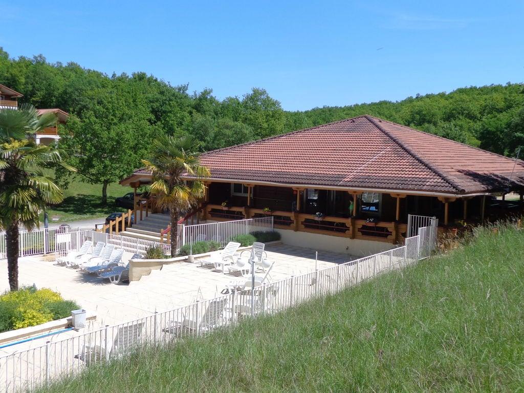 Ferienhaus Le Village du Soleil - Cahors (311887), Mauroux, Lot, Midi-Pyrénées, Frankreich, Bild 17