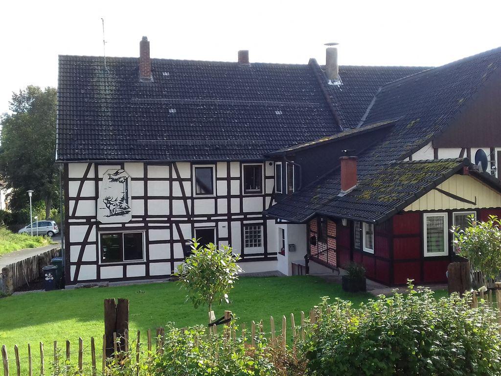 Ferienwohnung Geräumiges Appartement in Ober-Waroldern mit Sauna (316252), Twistetal, Waldecker Land, Hessen, Deutschland, Bild 18