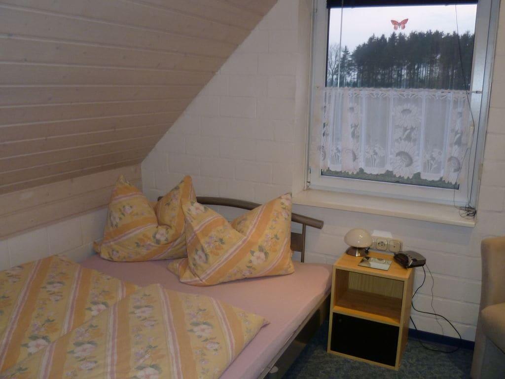 Ferienwohnung Moderne Ferienwohnung in Lüdersfeld Niedersachsen am Wald (316660), Lüdersfeld, Weserbergland (Niedersachsen), Niedersachsen, Deutschland, Bild 8
