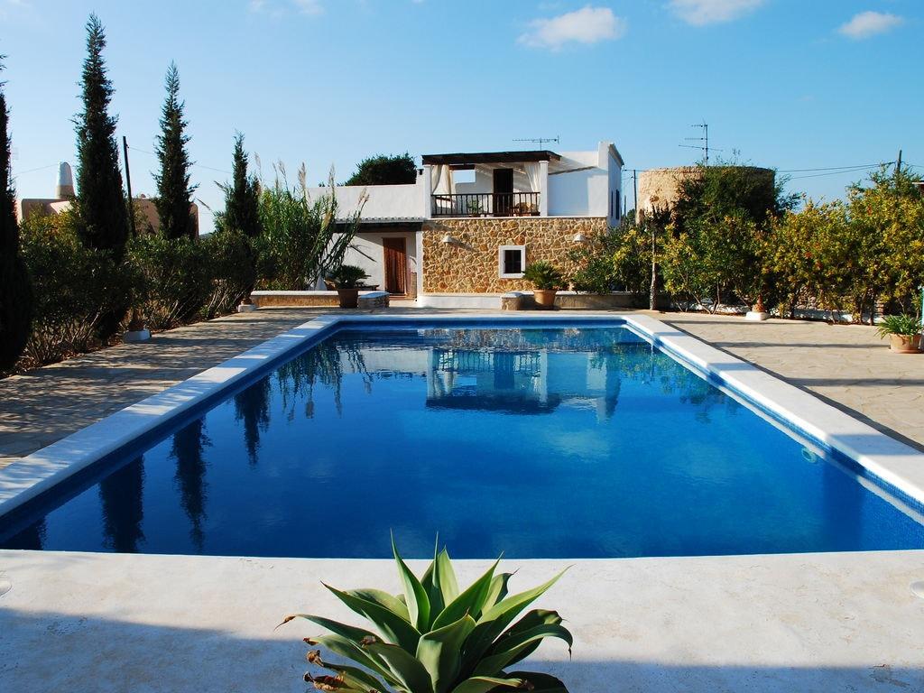 Ferienhaus Großzügige Villa auf den Balearen mit Swimmingpool (562887), Urbanització Sierra Mar, Ibiza, Balearische Inseln, Spanien, Bild 7