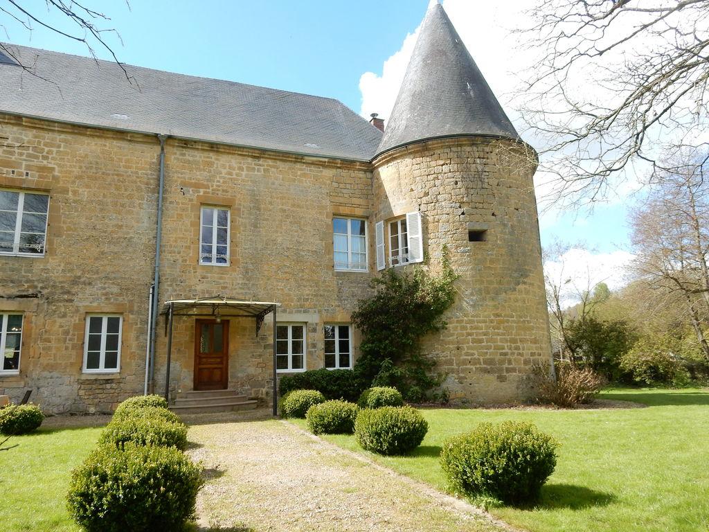 Ferienhaus Chateau de Clavy Warby (319128), Clavy Warby, Ardennes, Champagne-Ardennes, Frankreich, Bild 4
