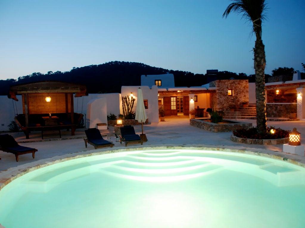 Ferienhaus Großzügige Villa auf den Balearen mit Swimmingpool (605046), Urbanització Sierra Mar, Ibiza, Balearische Inseln, Spanien, Bild 5