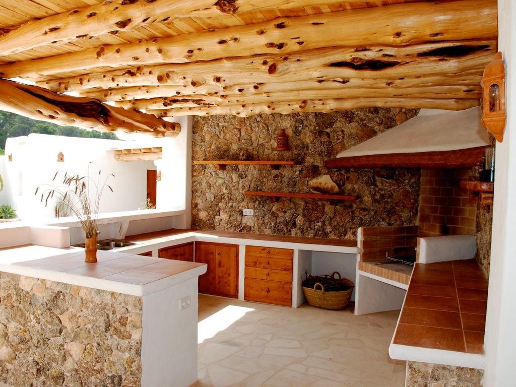 Ferienhaus Großzügige Villa auf den Balearen mit Swimmingpool (605046), Urbanització Sierra Mar, Ibiza, Balearische Inseln, Spanien, Bild 23