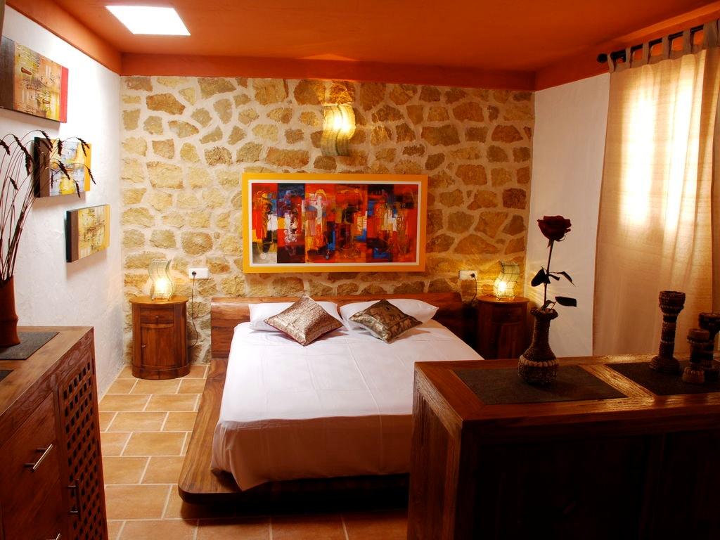 Ferienhaus Großzügige Villa auf den Balearen mit Swimmingpool (605046), Urbanització Sierra Mar, Ibiza, Balearische Inseln, Spanien, Bild 16