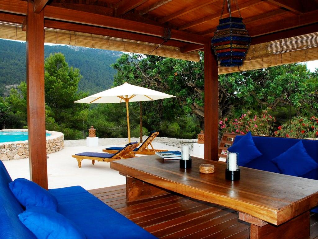 Ferienhaus Großzügige Villa auf den Balearen mit Swimmingpool (605046), Urbanització Sierra Mar, Ibiza, Balearische Inseln, Spanien, Bild 22