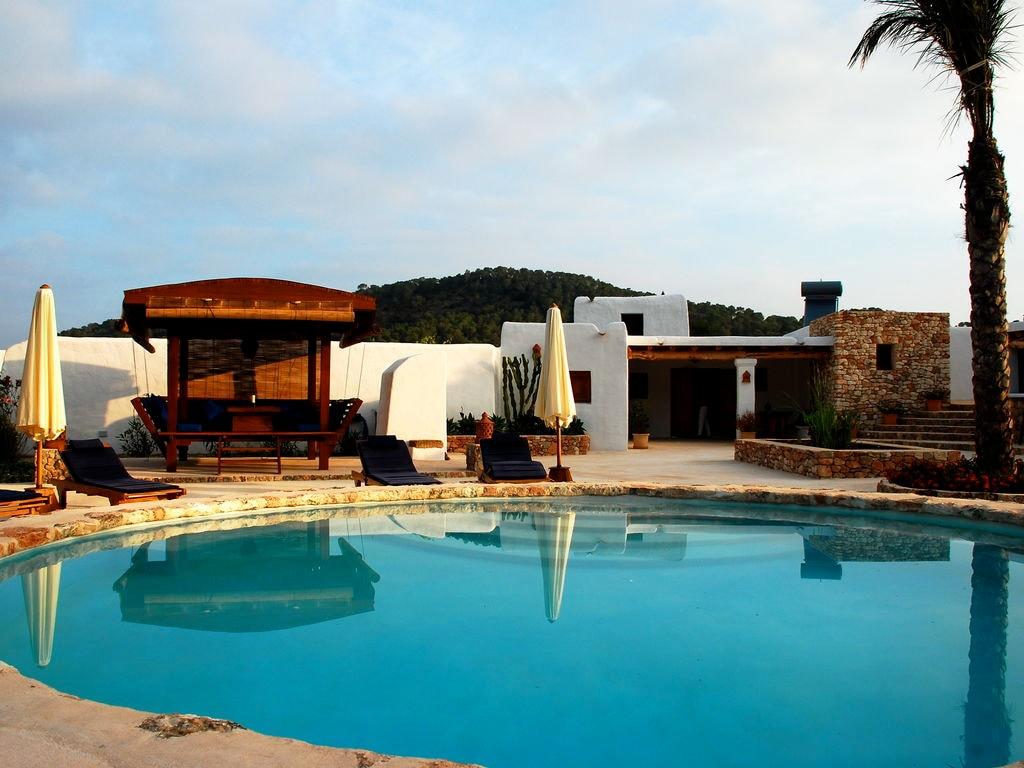 Ferienhaus Großzügige Villa auf den Balearen mit Swimmingpool (605046), Urbanització Sierra Mar, Ibiza, Balearische Inseln, Spanien, Bild 1