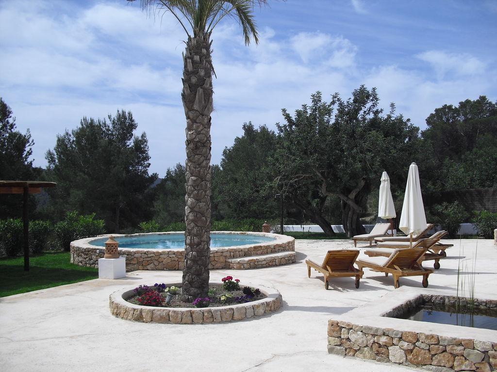 Ferienhaus Großzügige Villa auf den Balearen mit Swimmingpool (605046), Urbanització Sierra Mar, Ibiza, Balearische Inseln, Spanien, Bild 8