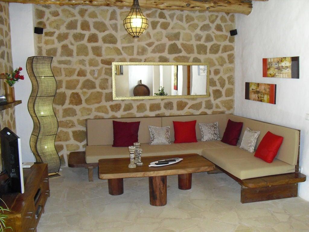 Ferienhaus Großzügige Villa auf den Balearen mit Swimmingpool (605046), Urbanització Sierra Mar, Ibiza, Balearische Inseln, Spanien, Bild 11