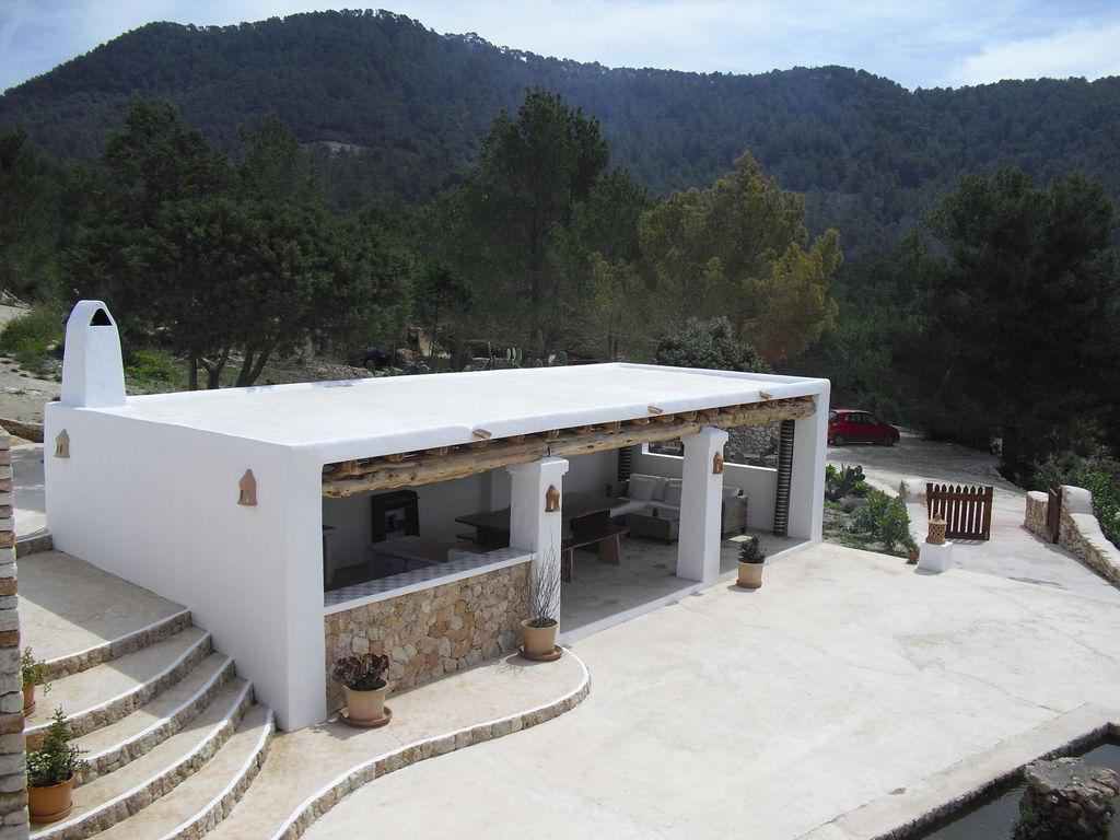Ferienhaus Großzügige Villa auf den Balearen mit Swimmingpool (605046), Urbanització Sierra Mar, Ibiza, Balearische Inseln, Spanien, Bild 25