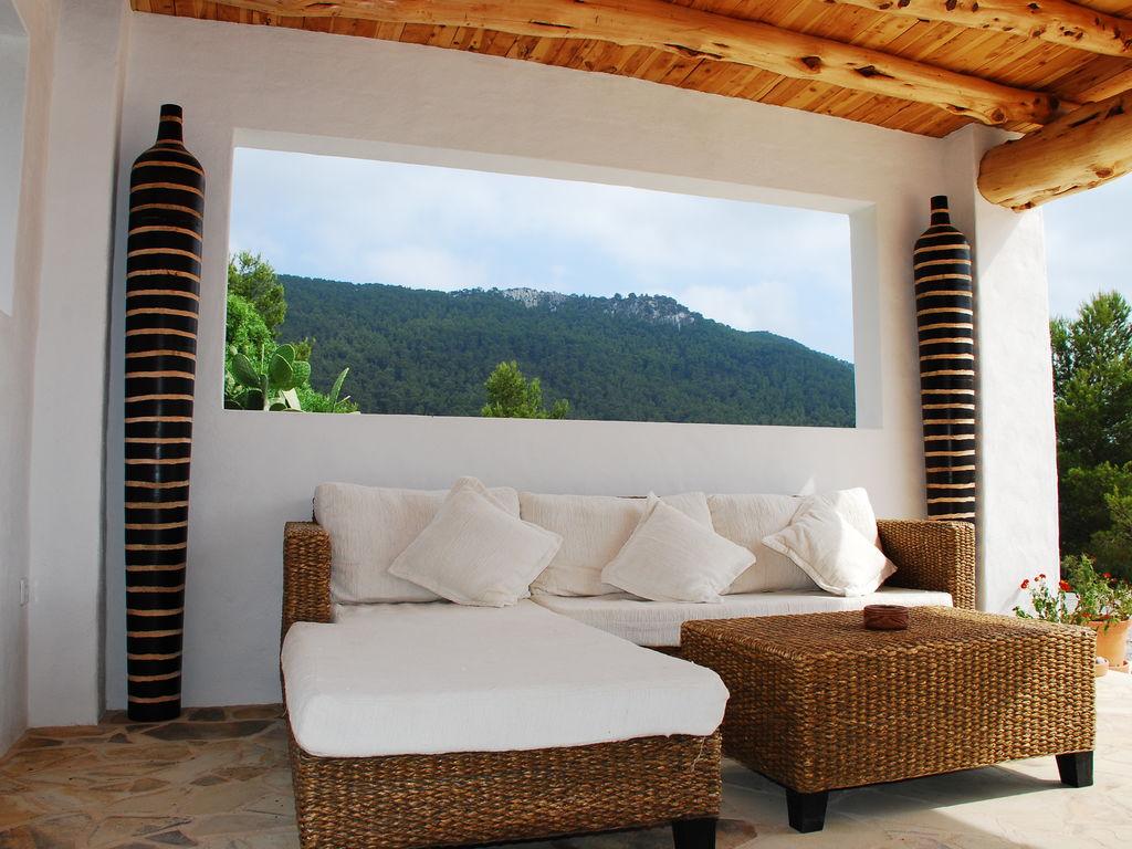 Ferienhaus Großzügige Villa auf den Balearen mit Swimmingpool (605046), Urbanització Sierra Mar, Ibiza, Balearische Inseln, Spanien, Bild 27