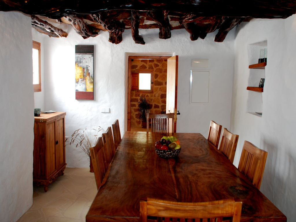 Ferienhaus Großzügige Villa auf den Balearen mit Swimmingpool (605046), Urbanització Sierra Mar, Ibiza, Balearische Inseln, Spanien, Bild 13