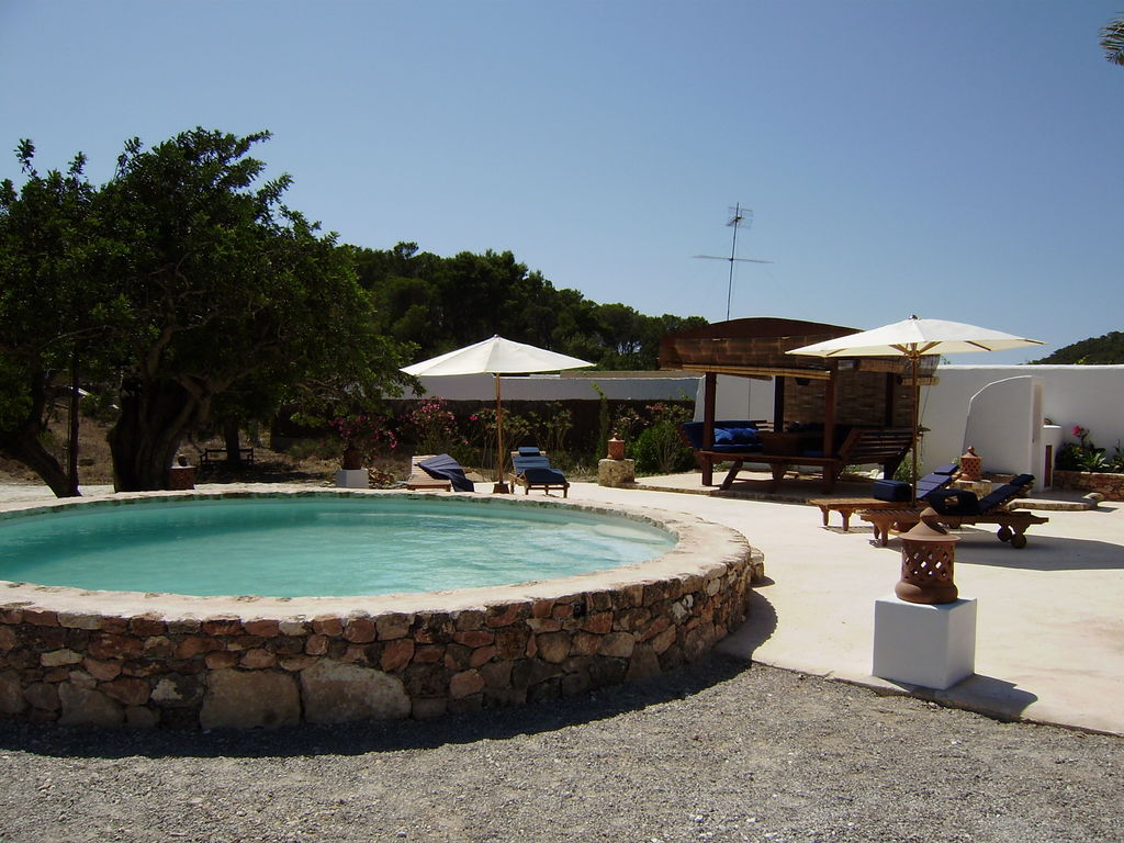 Ferienhaus Großzügige Villa auf den Balearen mit Swimmingpool (605046), Urbanització Sierra Mar, Ibiza, Balearische Inseln, Spanien, Bild 9