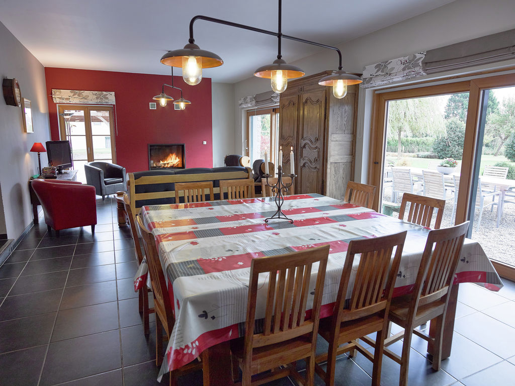 Ferienhaus Ein luxuriöses Cottage mit Whirlpool in Gerin (318220), Gerin, Namur, Wallonien, Belgien, Bild 10