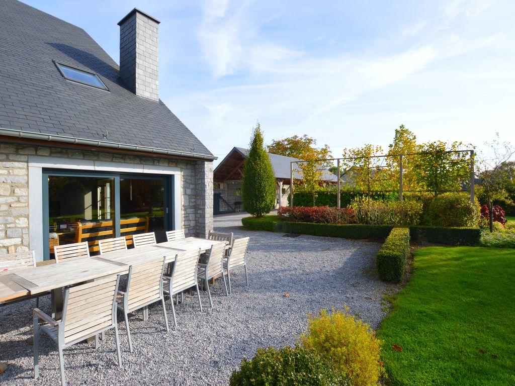 Ferienhaus Ein luxuriöses Cottage mit Whirlpool in Gerin (318220), Gerin, Namur, Wallonien, Belgien, Bild 4