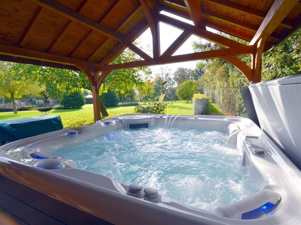 Ferienhaus Ein luxuriöses Cottage mit Whirlpool in Gerin (318220), Gerin, Namur, Wallonien, Belgien, Bild 29