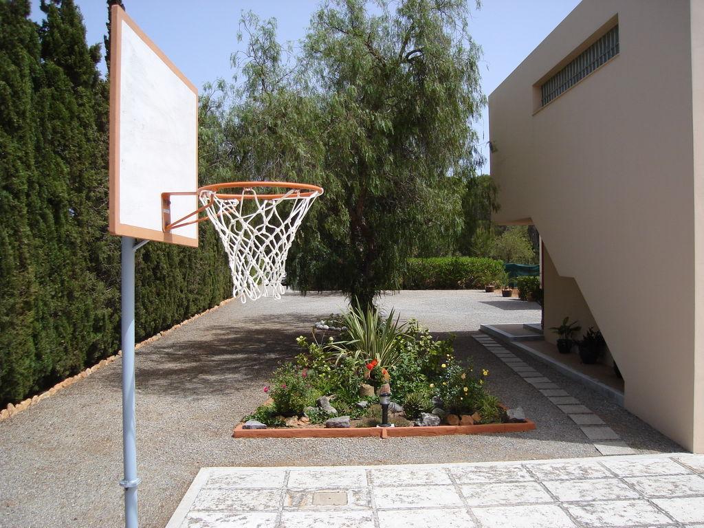 Ferienhaus Ruhige Villa mit Swimmingpool auf den Balearen (562937), San Lorenzo, Ibiza, Balearische Inseln, Spanien, Bild 28