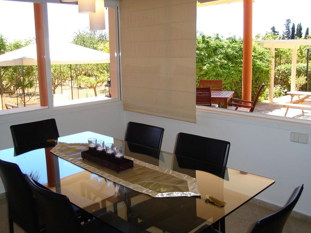 Ferienhaus Ruhige Villa mit Swimmingpool auf den Balearen (562937), San Lorenzo, Ibiza, Balearische Inseln, Spanien, Bild 3