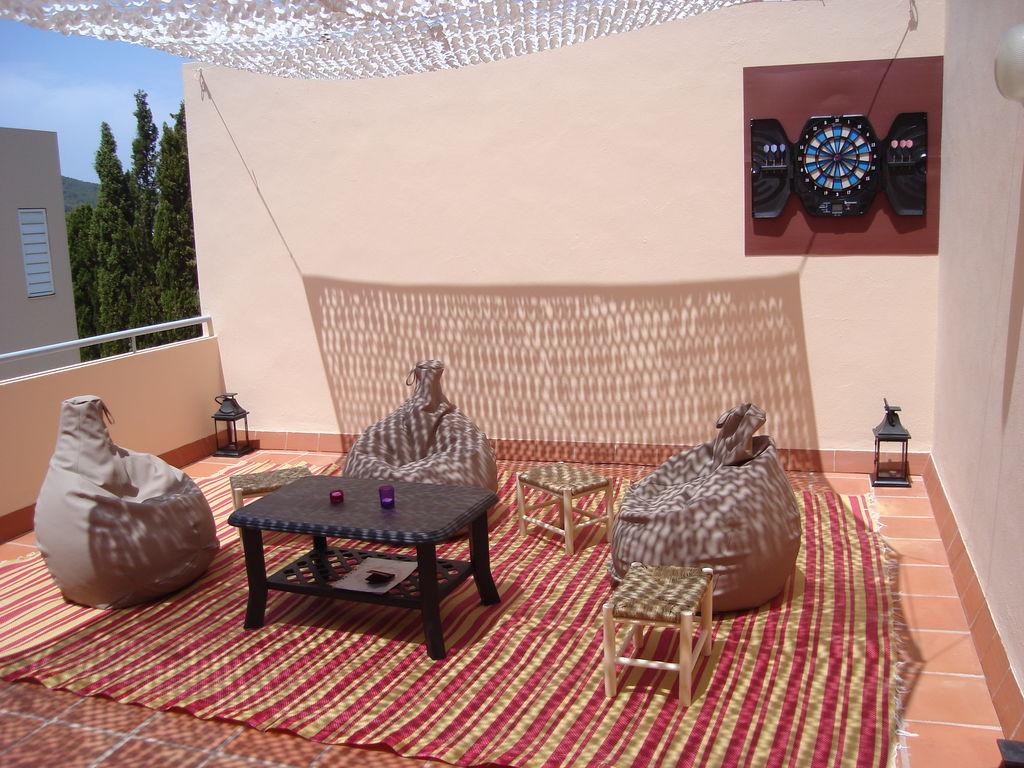 Ferienhaus Ruhige Villa mit Swimmingpool auf den Balearen (562937), San Lorenzo, Ibiza, Balearische Inseln, Spanien, Bild 16
