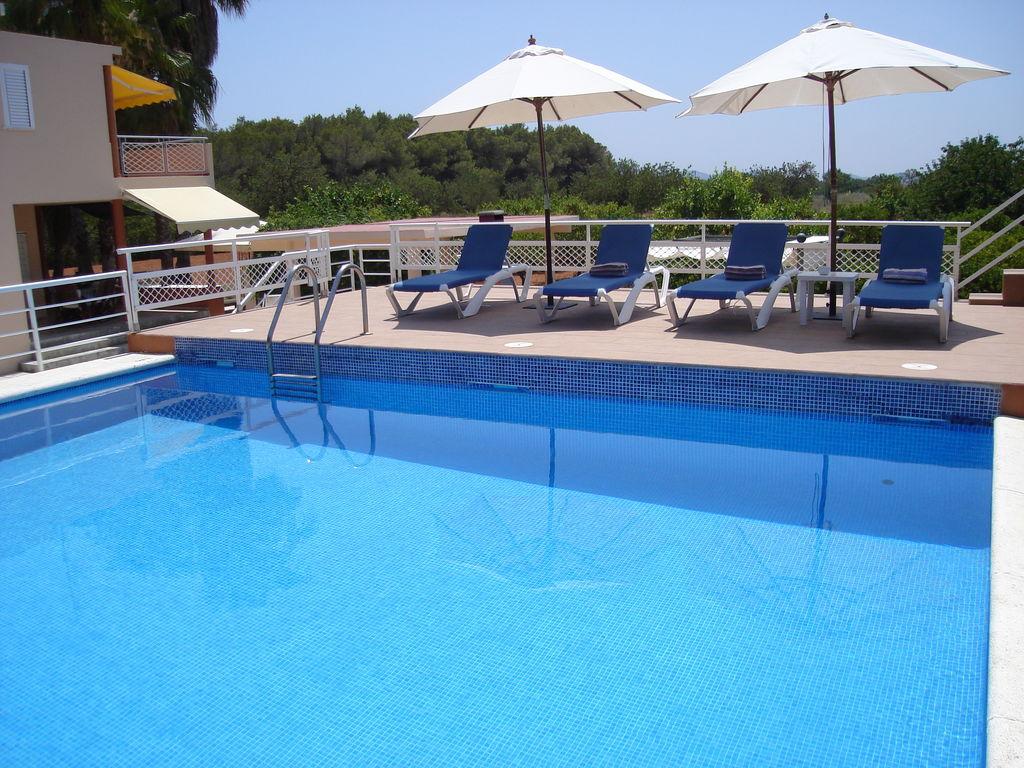 Ferienhaus Ruhige Villa mit Swimmingpool auf den Balearen (562937), San Lorenzo, Ibiza, Balearische Inseln, Spanien, Bild 8