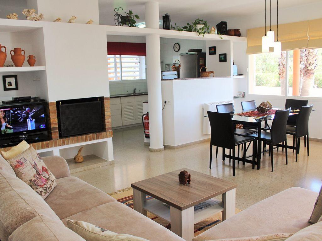 Ferienhaus Ruhige Villa mit Swimmingpool auf den Balearen (562937), San Lorenzo, Ibiza, Balearische Inseln, Spanien, Bild 12