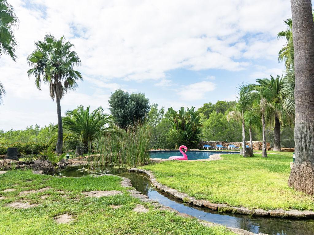 Ferienhaus Luxusvilla mit wunderschönem Pool in Santa Eulària des Riu (562867), Santa Eularia des Riu, Ibiza, Balearische Inseln, Spanien, Bild 29