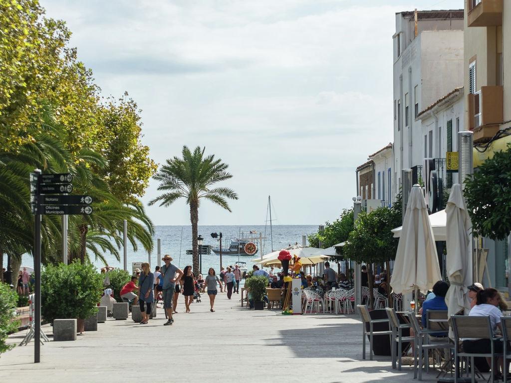 Ferienhaus Luxusvilla mit wunderschönem Pool in Santa Eulària des Riu (562867), Santa Eularia des Riu, Ibiza, Balearische Inseln, Spanien, Bild 32