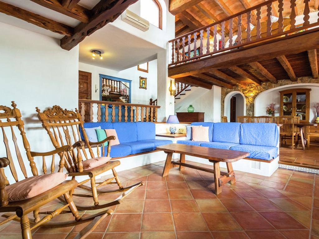 Ferienhaus Luxusvilla mit wunderschönem Pool in Santa Eulària des Riu (562867), Santa Eularia des Riu, Ibiza, Balearische Inseln, Spanien, Bild 8