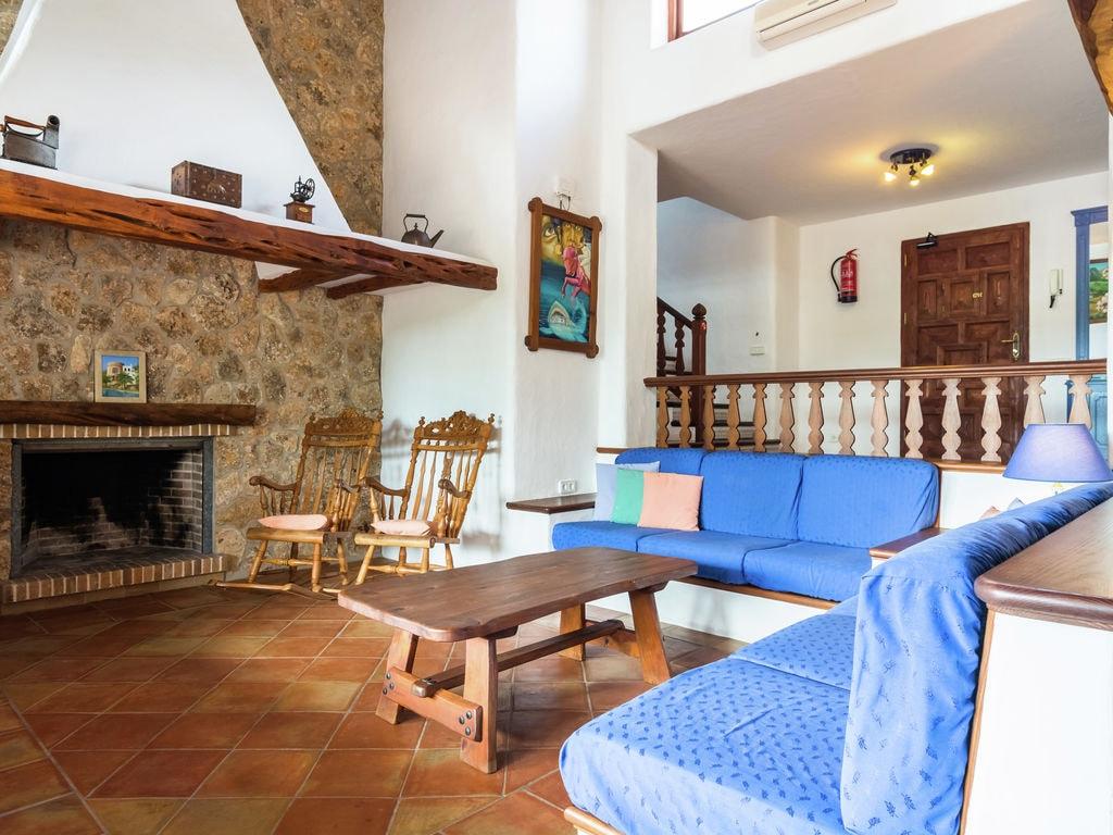 Ferienhaus Luxusvilla mit wunderschönem Pool in Santa Eulària des Riu (562867), Santa Eularia des Riu, Ibiza, Balearische Inseln, Spanien, Bild 9