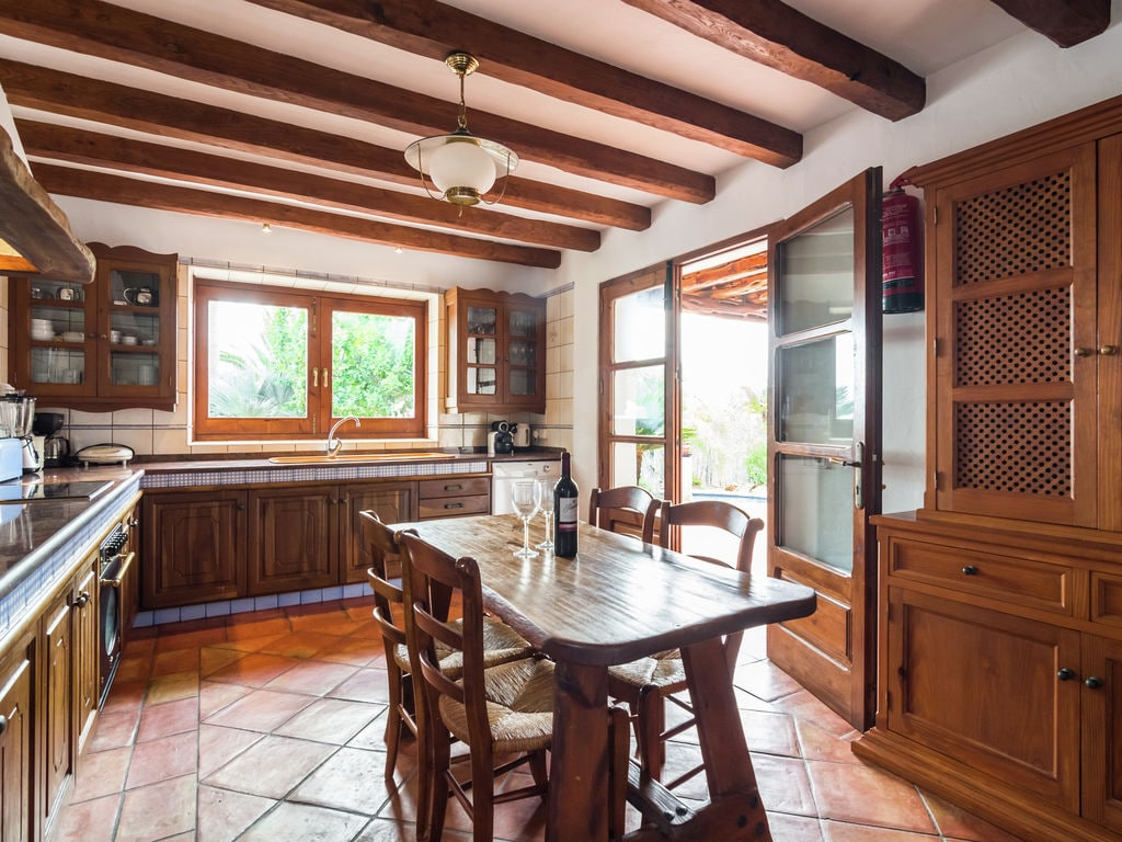 Ferienhaus Luxusvilla mit wunderschönem Pool in Santa Eulària des Riu (562867), Santa Eularia des Riu, Ibiza, Balearische Inseln, Spanien, Bild 13